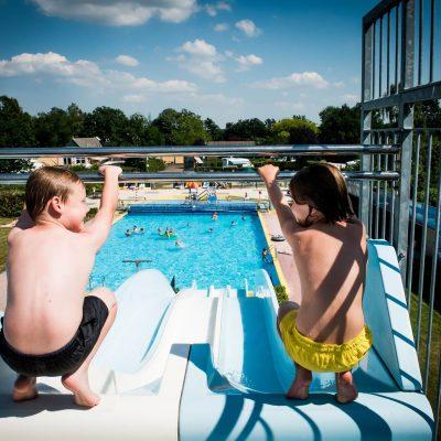camping limburg zwembad