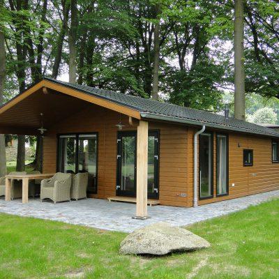 Chalet Cottage Duntep