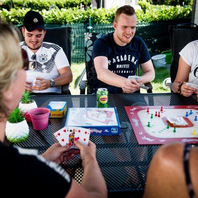 bordspelletjes