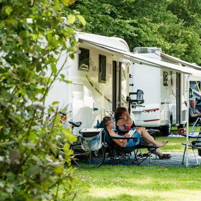 Camperen op Marisheem